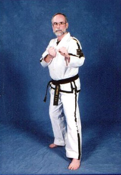 Grandmaster Mel Steiner of Chi Taekwon-Do