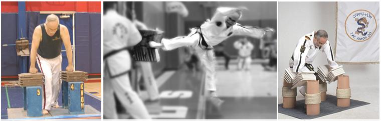 Grandmaster Steiner Chi Taekwon-Do Kendall